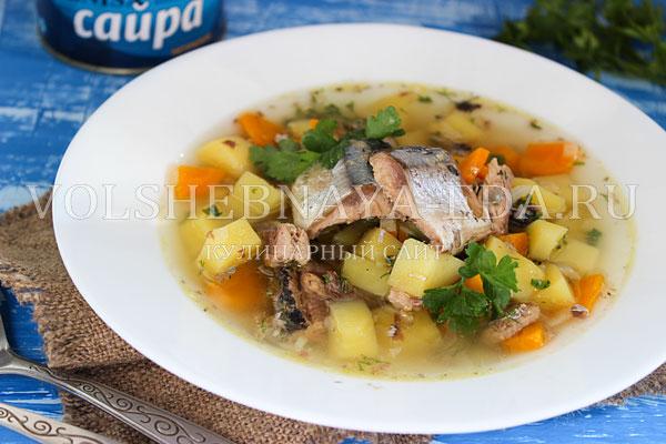rybnyj sup iz konservov 8