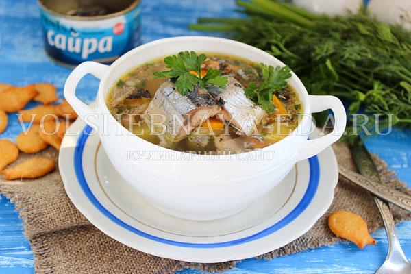 rybnyj sup iz konservov 9