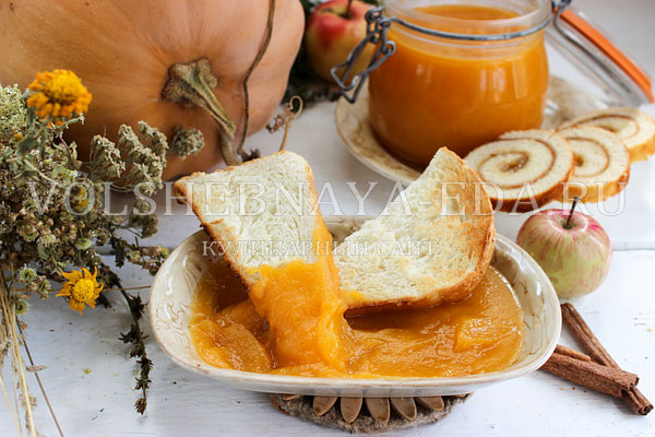varenje iz tykvy s yablokami 10