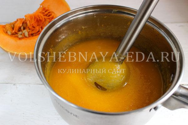 varenje iz tykvy s yablokami 4