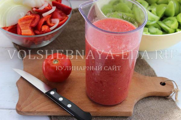 lecho iz zelenyh pomidorov 4