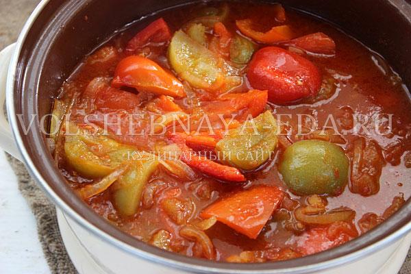 lecho iz zelenyh pomidorov 7