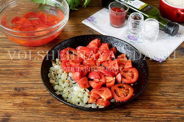rizotto s pomidorami 4