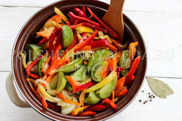 salat iz zelenyh pomidorov 4