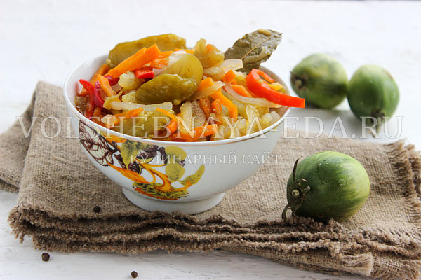 salat iz zelenyh pomidorov 9