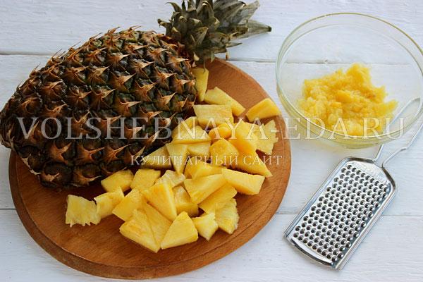 kurica s ananasami v duhovke 2