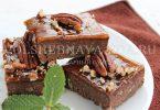 Брауни классический (Cakelike brownies)