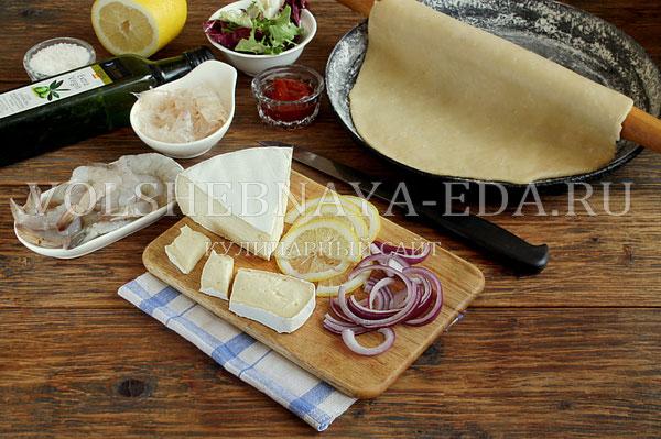 picca s krevetkami i syrom bri 7