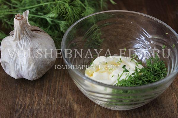salat s jaichnymi blinchikami 7
