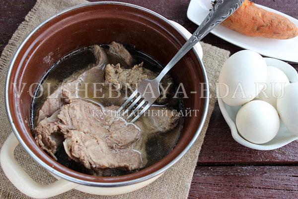 olivje s govyadinoj 1