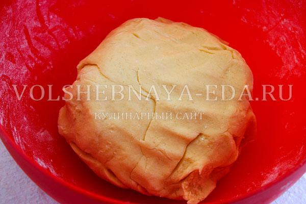 Печенье с майонезом через мясорубку - рецепт пошаговый с фото