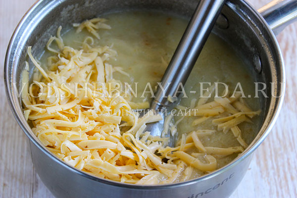 sup pyure iz cvetnoj kapusty s kabachkami 6