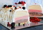 Торт-мороженое «Аляска»