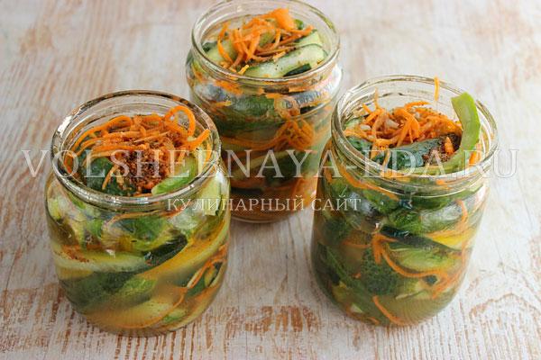 salat iz ogurcov po korejski 4