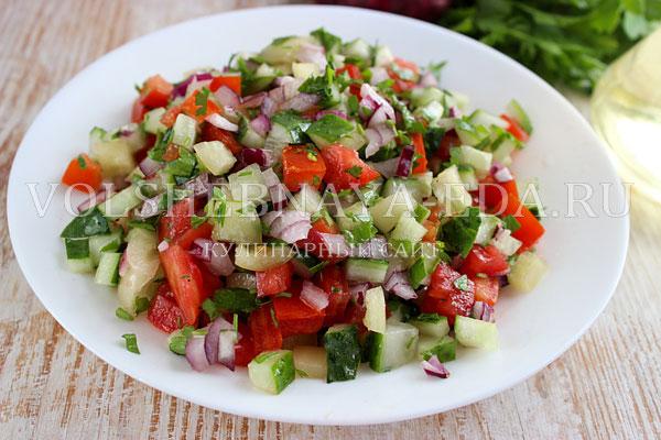 izrailskij salat 5