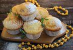 Кексы с изюмом (на растительном масле)