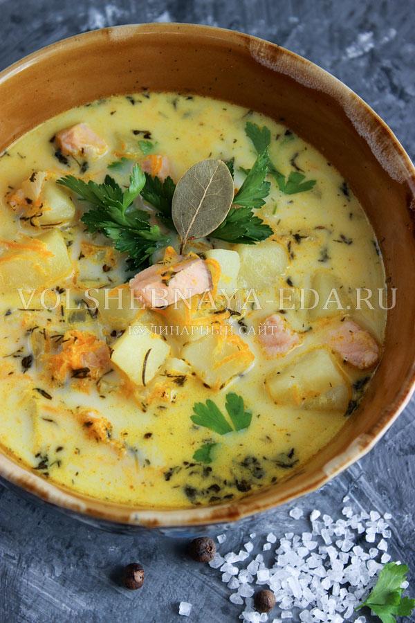 slivochnyj sup s lososem 11