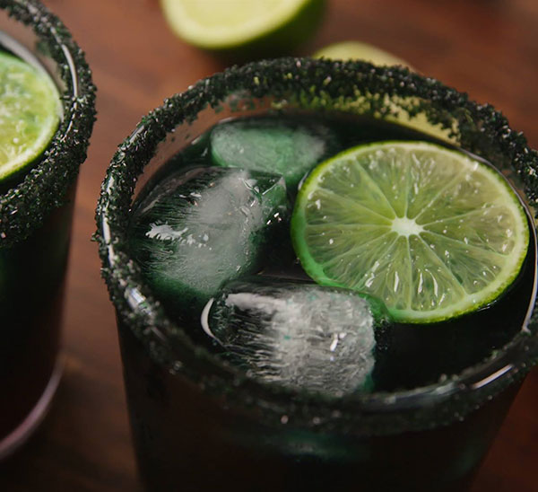 black magic margaritas