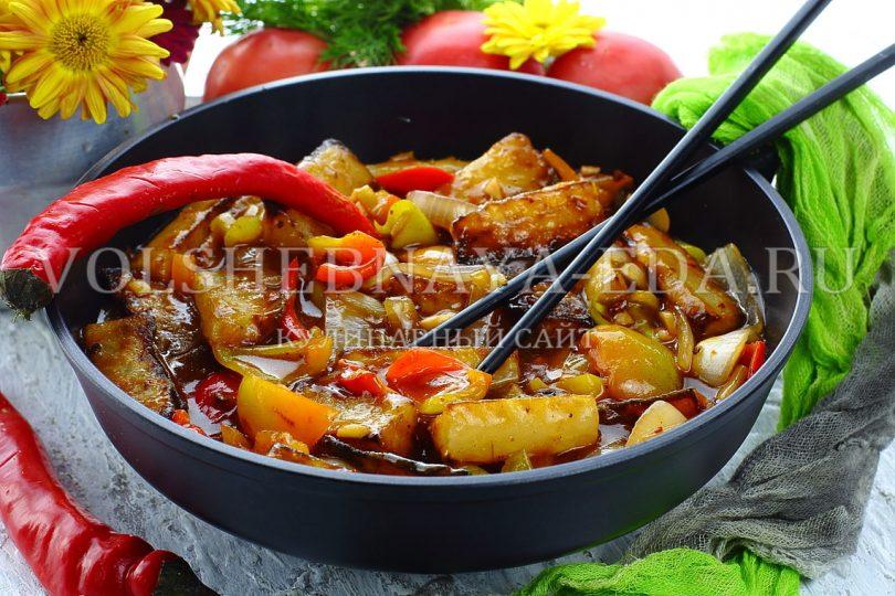 ovoschi po kitajski