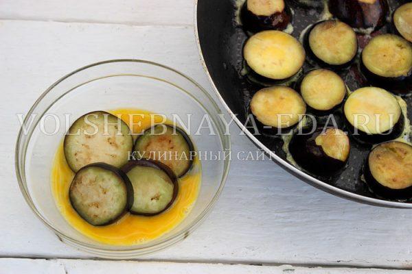 zakuska iz baklazhanov s pomidorami i chesnokom 4
