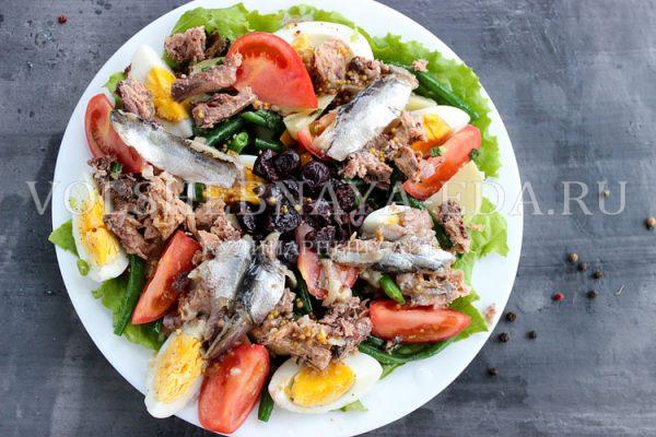 salat nisuaz s tuntsom 9