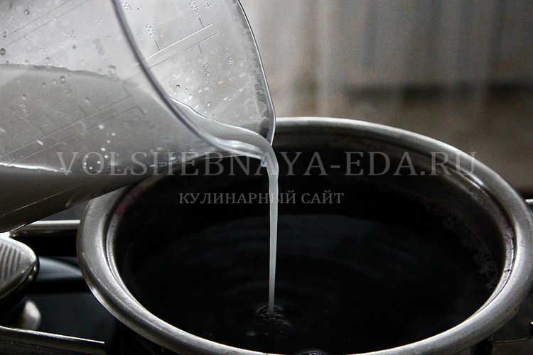 kisel iz zamoroshennyh yagod6
