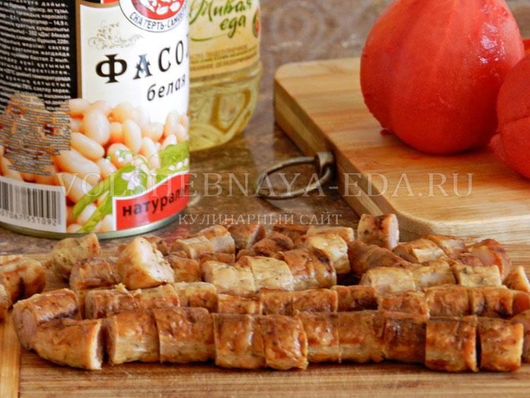 ostryj sup s pertsem, fasolyu i kolbaskami 6