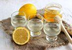 Хреновуха с медом и лимоном