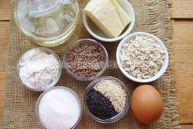 pechene s semenami lna 1