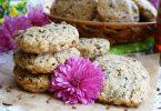 Печенье с семенами льна