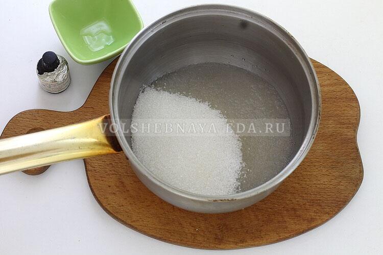 glazur dlya kulicha na zhelatine 3