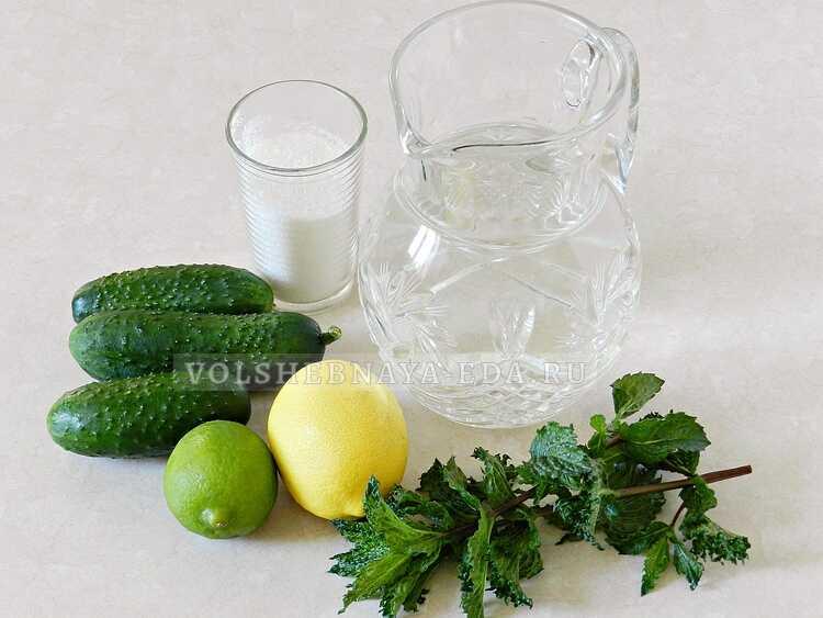 ogurechnyj limonad 1