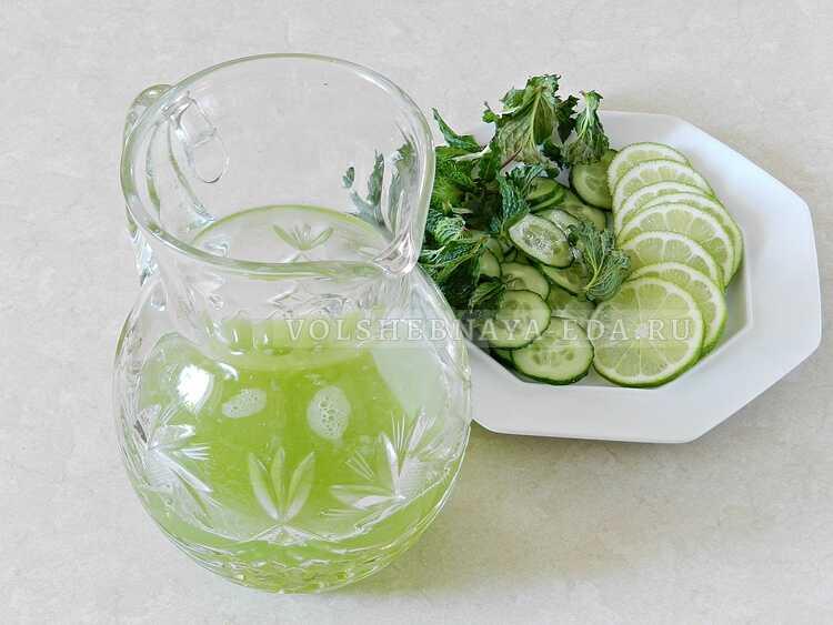 ogurechnyj limonad 9