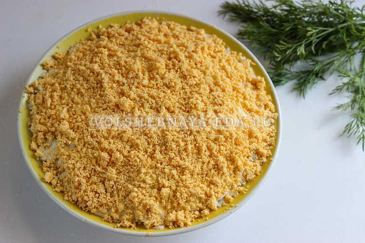 salat podsolnuh s pechenyu treski 7