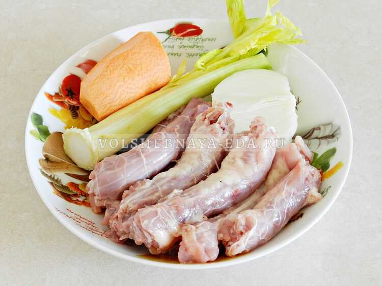 sup s kurinymi shejkami i vermishelyu (1)