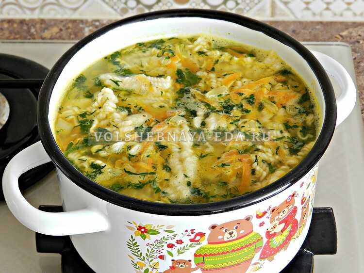 sup s kurinymi shejkami i vermishelyu (11)