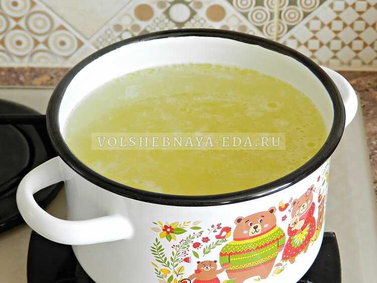 sup s kurinymi shejkami i vermishelyu (7)