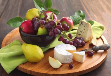 Как сочетать фрукты