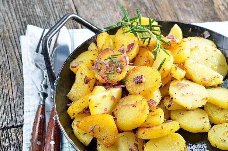 Идеальный картофель