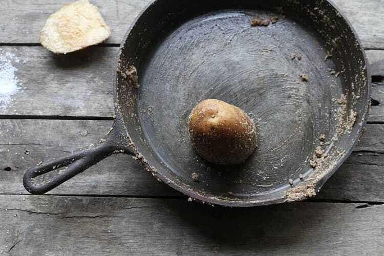 Нетрадиционное использование картофеля
