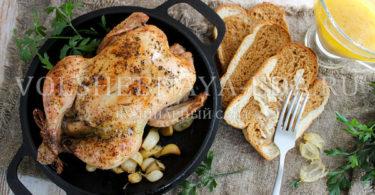 Ошибки при приготовлении курицы