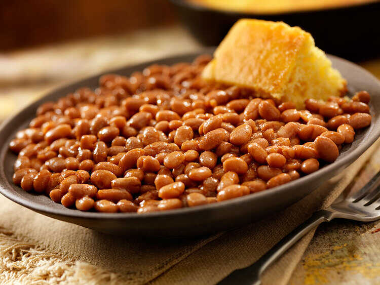 maple baked beans recipe