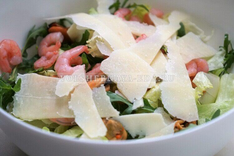 morskoj salat s krevetkami 5