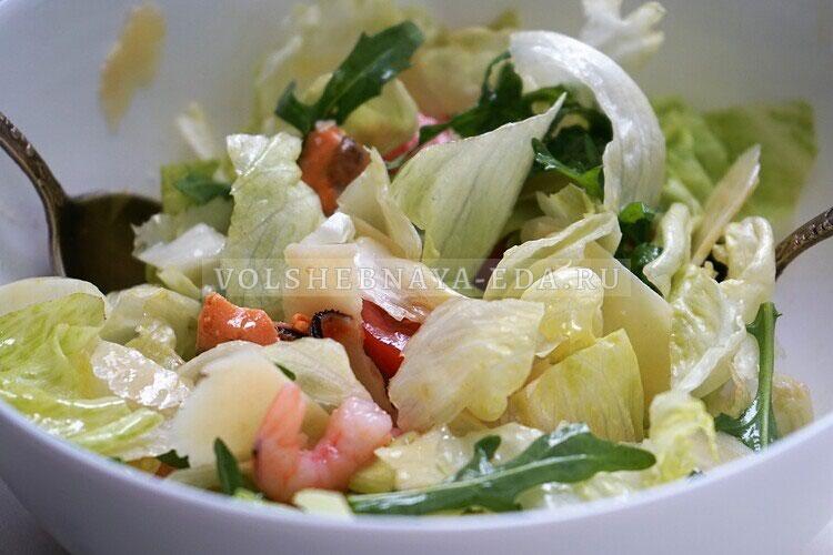 morskoj salat s krevetkami 8