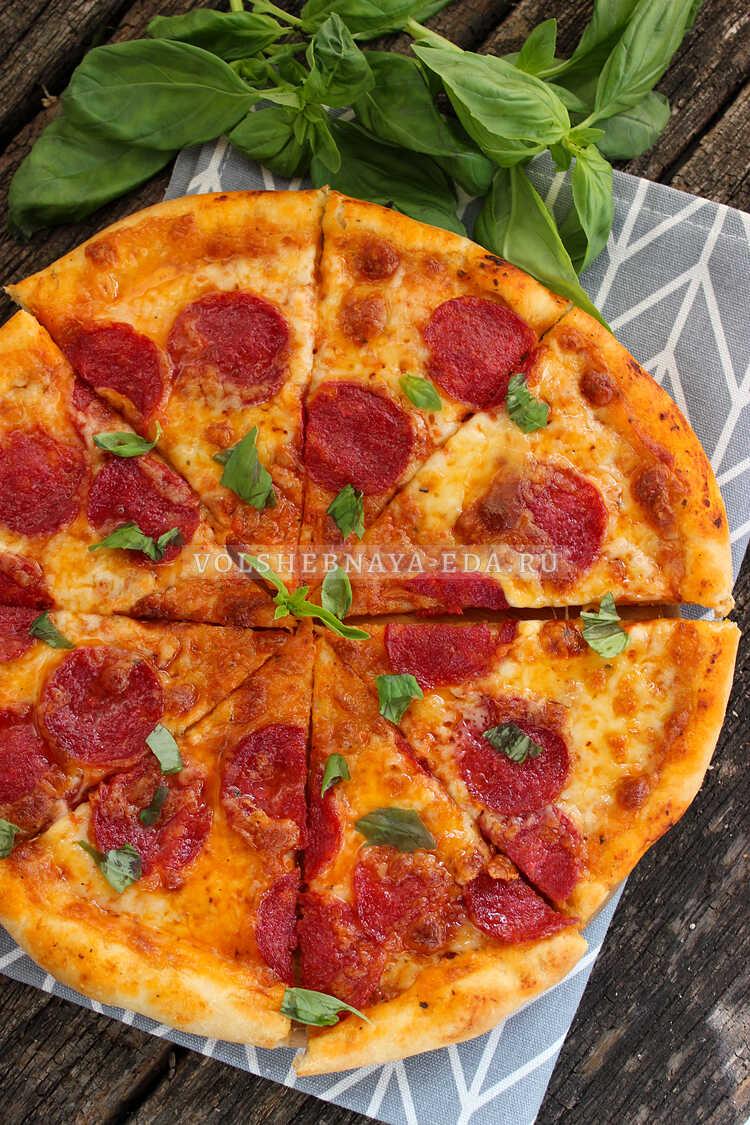 pitstsa pepperoni 12