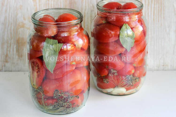 pomidory na zimu bez uksusa 2