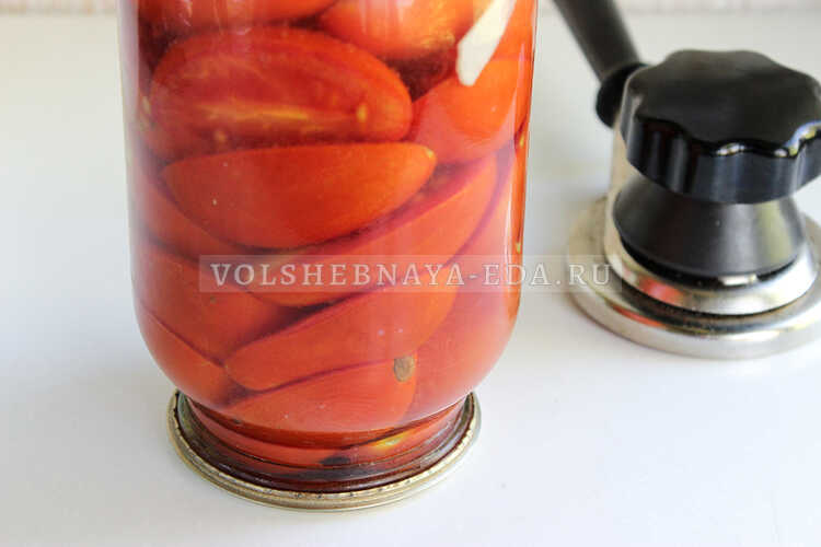 pomidory na zimu bez uksusa 5