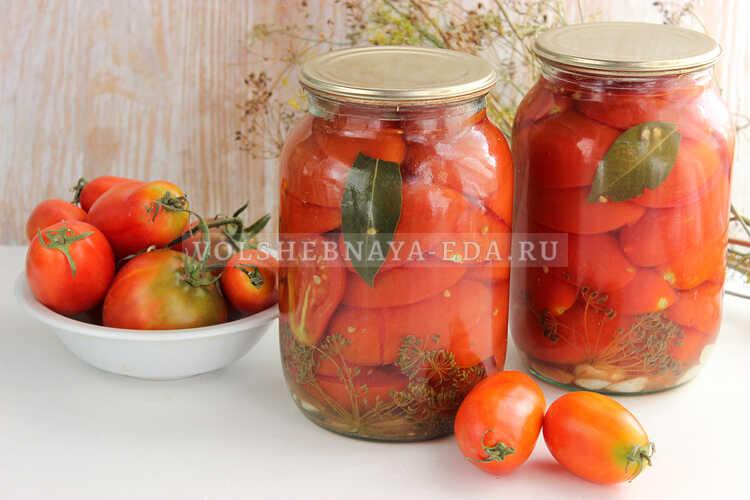 pomidory na zimu bez uksusa 6