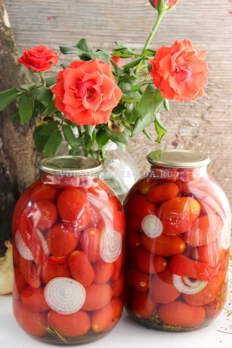 pomidory s lukom (i pertsem) na zimu 9