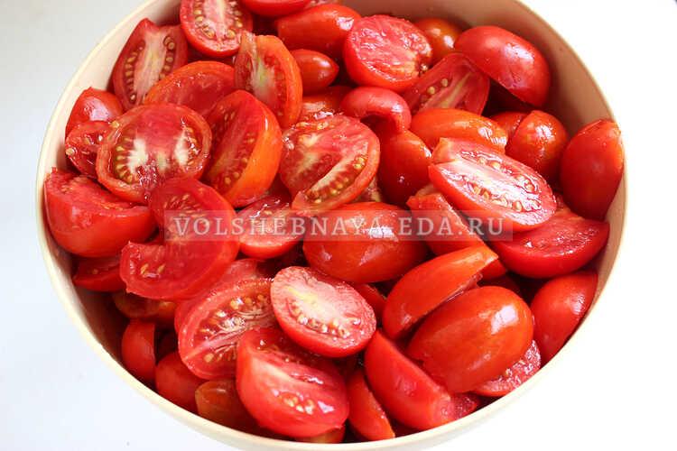 sous iz pomidorov i pertsa na zimu 1